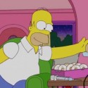 thumbs homer simpson donuts 32