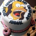 thumbs homer simpson donuts 35