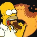 thumbs homer simpson donuts 51