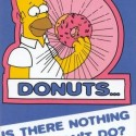 thumbs homer simpson donuts 56