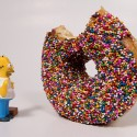 thumbs homer simpson donuts 58