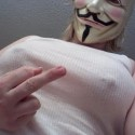 thumbs sexy guy fawkes 02