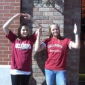 thumbs oklahoma sooners girls 101