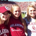 thumbs oklahoma sooners girls 110
