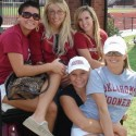 thumbs oklahoma sooners girls 132