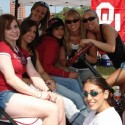 thumbs oklahoma sooners girls 133