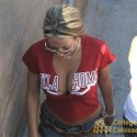 thumbs oklahoma sooners girls 27