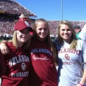 thumbs oklahoma sooners girls 99