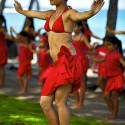 thumbs hula girls 10