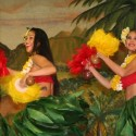 thumbs hula girls 40