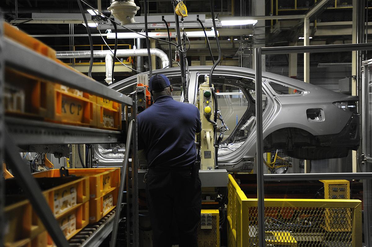 Hyundai Plant Tours