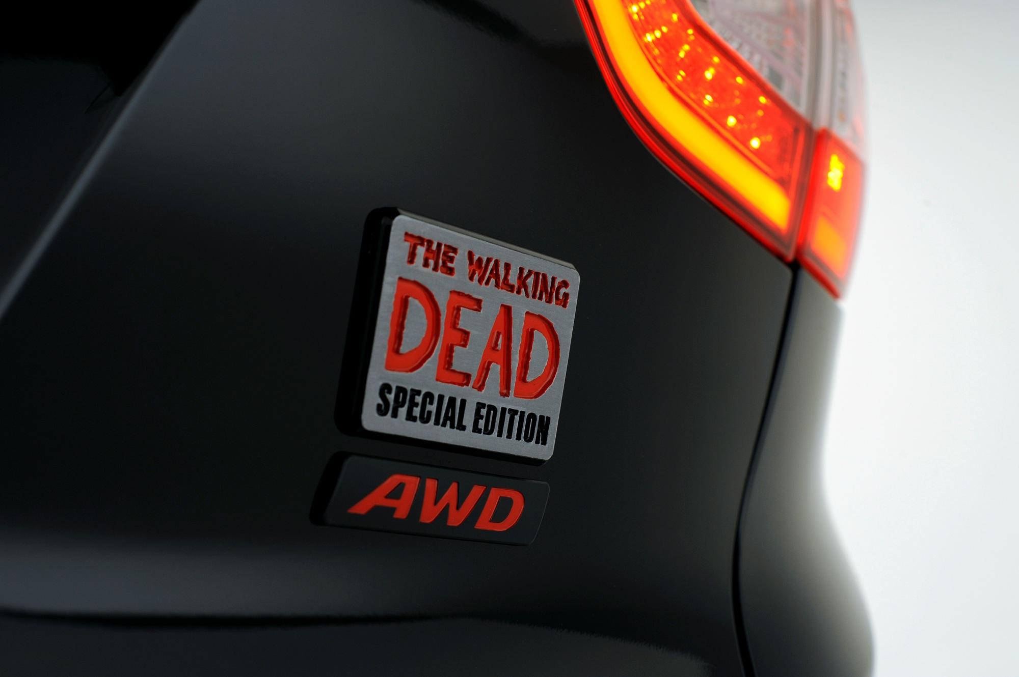 Walking Dead Hyundai Tucson