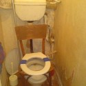 thumbs toiletchair