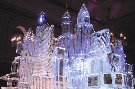 A Gallery Of Weird Wild And Wacky Ice Sculptures