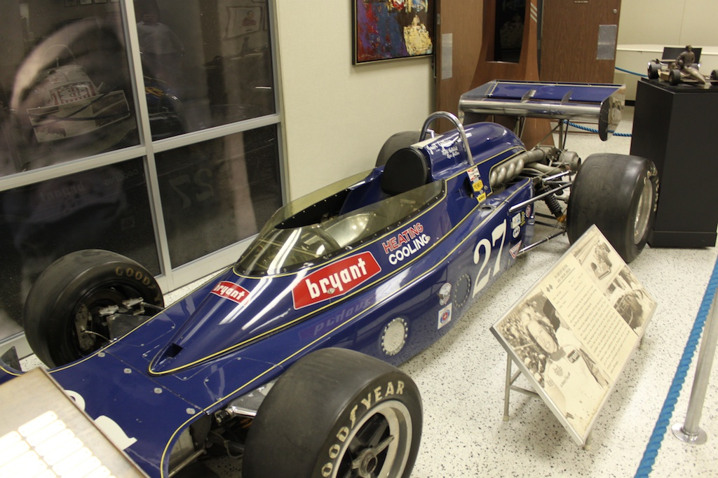Cars Of The Indianapolis Motor Speedway Museum