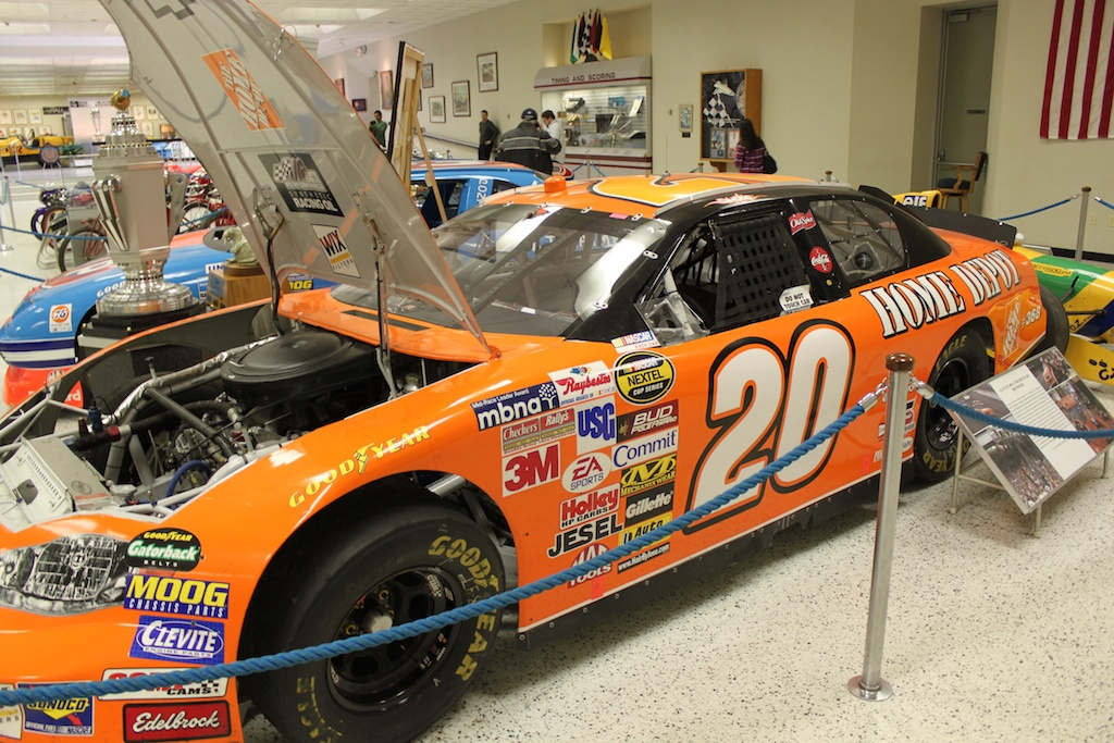 Cars of the indianapolis motor speedway museum for Speedway motors used cars