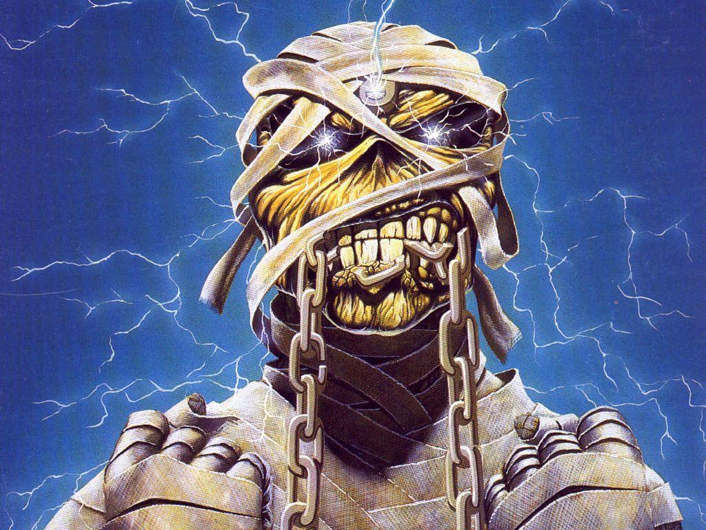 A Tribute To Iron Maiden S Eddie