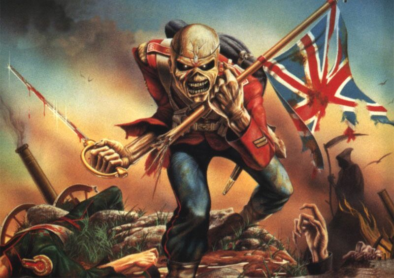 A Tribute to Iron Maiden's Eddie