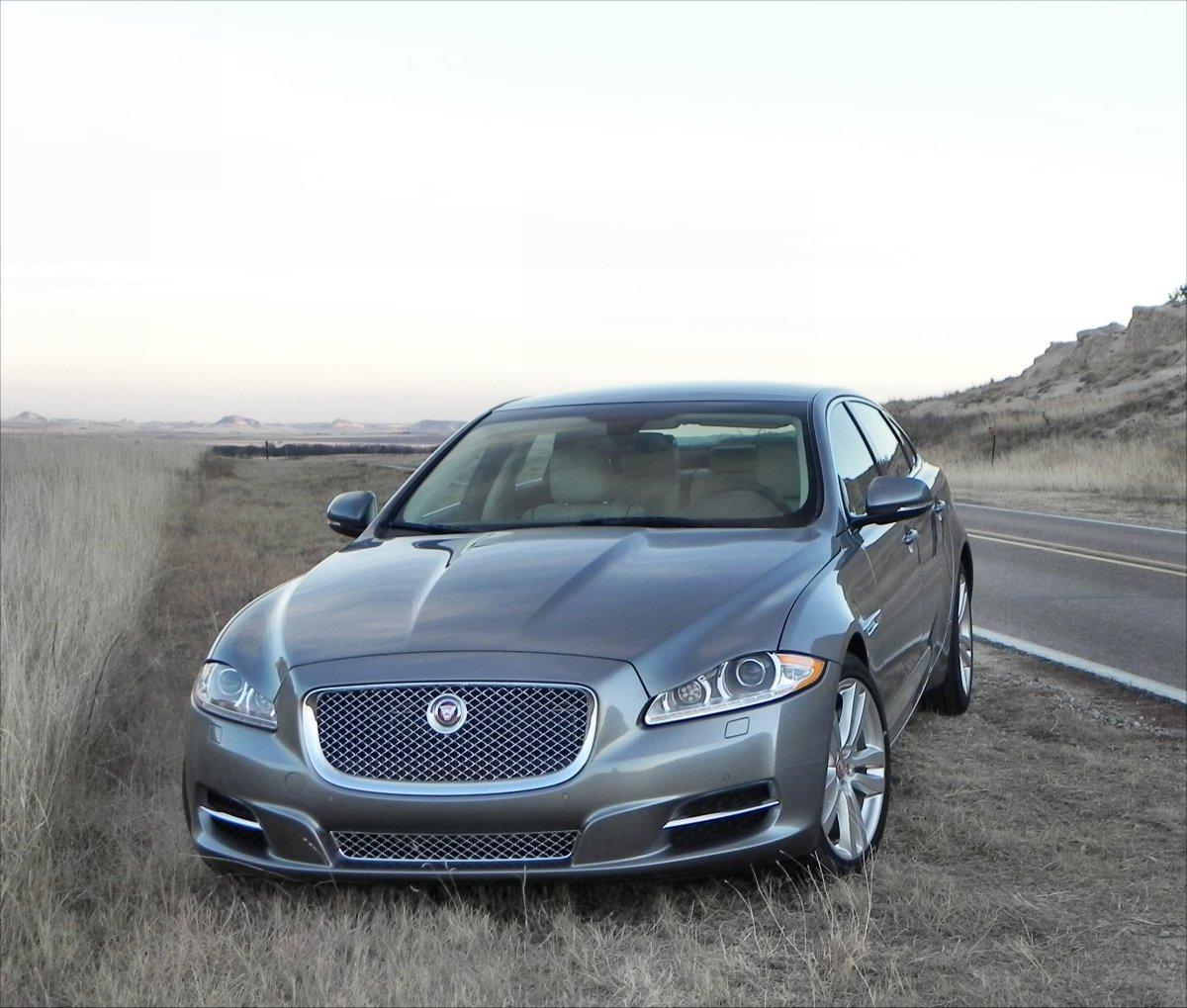 2015 Xf Jaguar: 2015 Jaguar XJL Portfolio AWD : Review