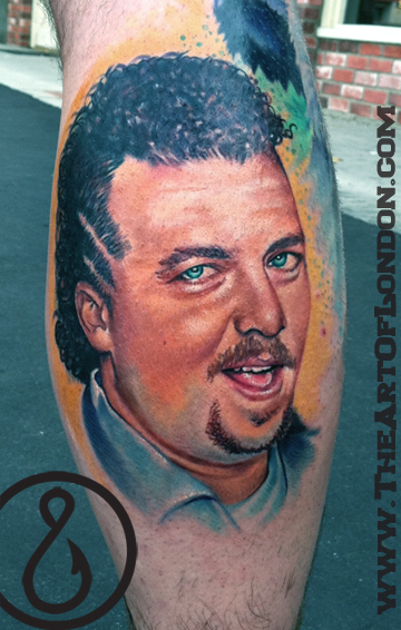 A Tribute To Kenny Powers Of Eastbound Down