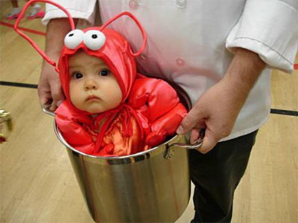 Embarrassing Halloween Costumes for Children