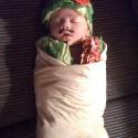 inappropriate-baby-costumes-burrito