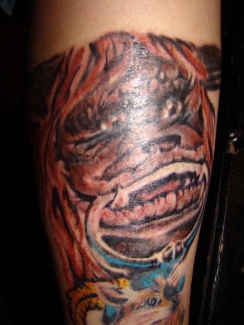 Labyrinth Tattoos: Awesome Muppet Tattoos