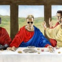 thumbs last supper 20