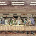 thumbs last supper 35