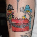 thumbs lego tattoo 5