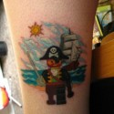 thumbs lego tattoo 6