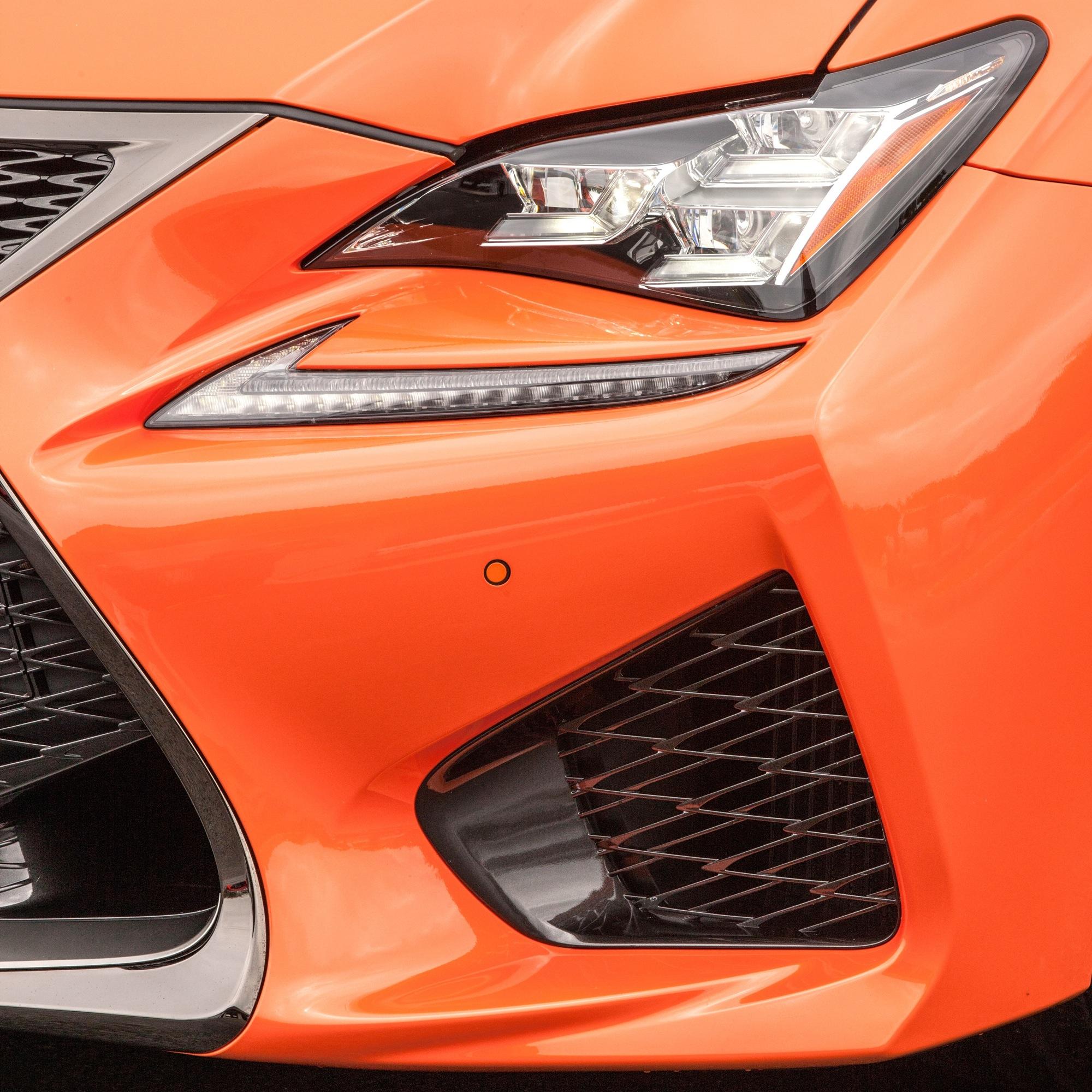 2015 Lexus Rc Suspension: 2015 Lexus RC F : Track Day