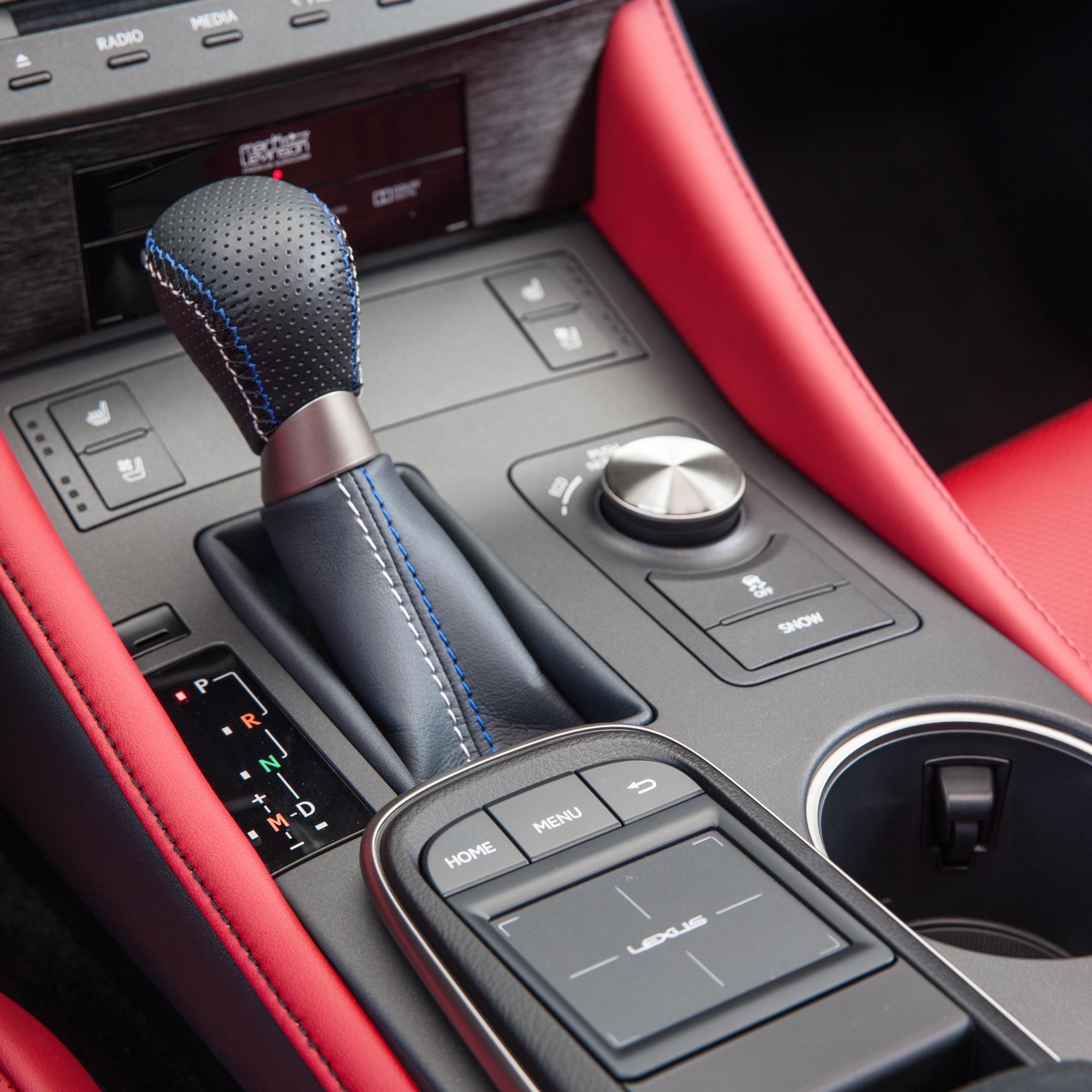 2015 Lexus RC F : Track Day