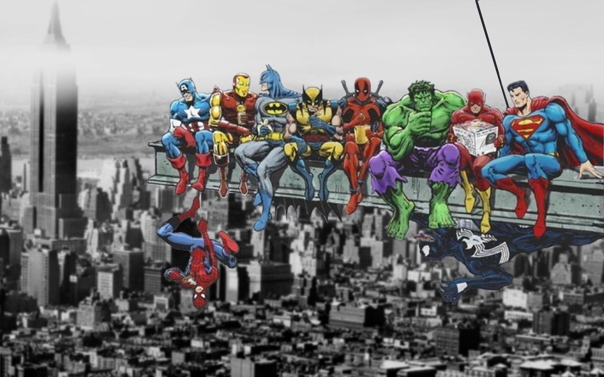 best marvel wallpapers