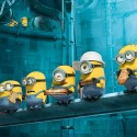 thumbs despicable me lunch atop a skyscraper parody