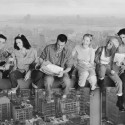 friends-lunch-atop-a-skyscraper-parody