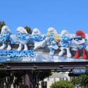 thumbs smurfsbillboard