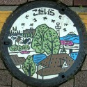 thumbs japanese manhole covers 14