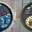 thumbs japanese manhole covers 41