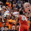 thumbs march madness fans 43