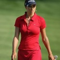 during the third round of the Dubai Ladies Masters on the Majilis Course at the Emirates Golf Club on December 13, 2008 in Dubai,United Arab Emirates