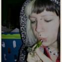 thumbs weed girls 29