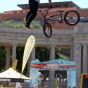 thumbs pro challenge denver maxxis bmx stunt show 10