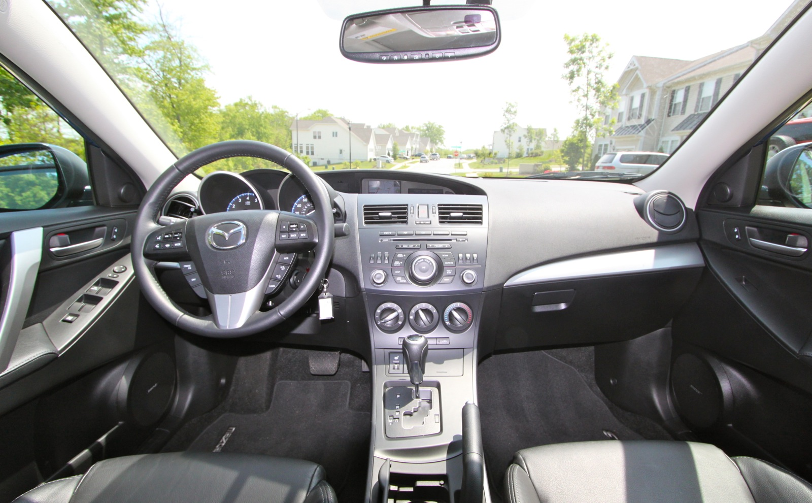 2012 mazda3 i grand touring 4 door. Black Bedroom Furniture Sets. Home Design Ideas