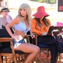 thumbs sara underwood carls jr hardees commercial 12