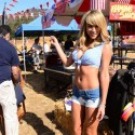 thumbs sara underwood carls jr hardees commercial 13