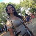 thumbs milana vayntrub at the renaissance pleasure faire 1