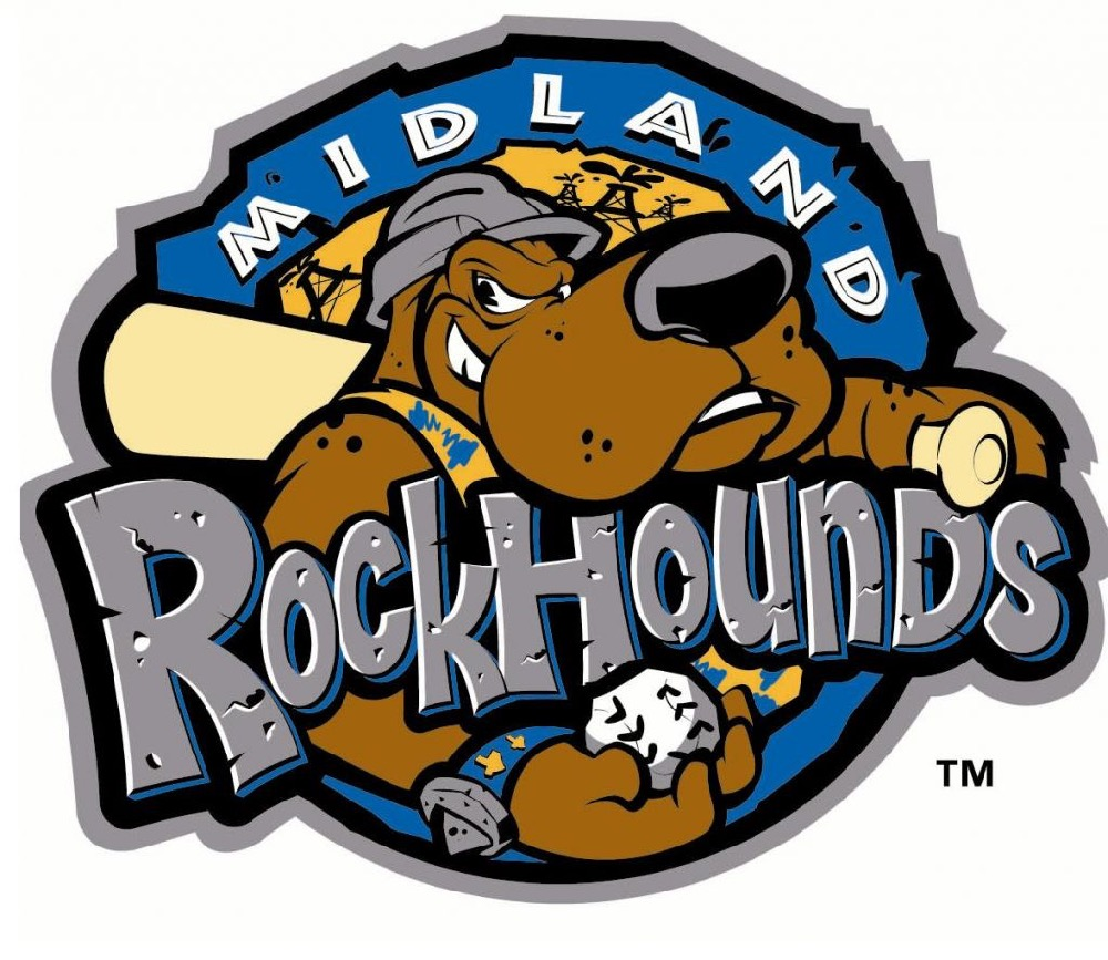 Minor league baseball logos