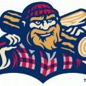 thumbs minor league baseball logo 42