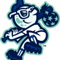 thumbs minor league baseball logo 76